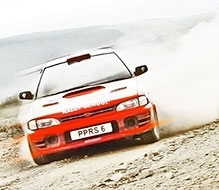 Half Day Rally Driving