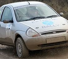 Junior Rally Driving