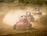 Rage Buggies with London Rally School in Oxfordshire