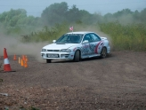 Subaru Rally Experience in Surrey