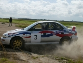 Subaru driving experience with Bill Gwynne Rally School