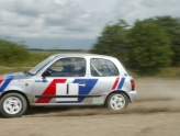Rally driving gift vouchers in Gloucestershire