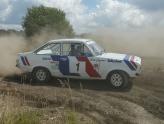 Bill Gwynne Rallyschool in Gloucestershire