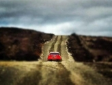 Rally driving gift vouchers in Northern Ireland