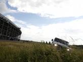 Rockingham Motor Speedway in Northamptonshire