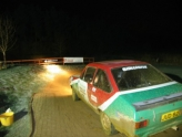 Night time rally driving experience in Northamptonshire with Silverstone Rally School