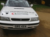 Rally driving experience day with Silverstone Rally School