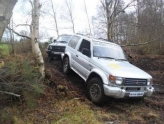 4x4 Off Road driving with Superdrive Motorsport Centre in Northern Ireland