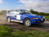 Rally driving experience days in Northern Ireland with Superdrive Motorsport Centre
