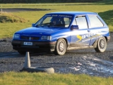 Rally driving birthday parties in Northern Ireland