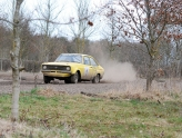 Mk2 Escort rally driving experiences with London Rally School