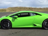 Lamborghini and Rally Thrill in Staffordshire