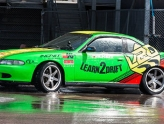 Stunt Driving Experiences with Learn2Drift
