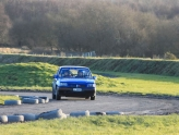 Junior rally driving with Superdrive Motorsport Centre in Northern Ireland