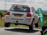 Rally driving gift vouchers in Wales