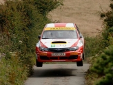 Corporate rally driving events with Forest Experience Rally School