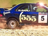 Rally Driving Experience Days in Powys