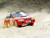 One on one tuition with Phil Price Rally School