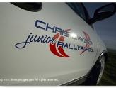 Chris Birkbeck Rally School junior rally driving