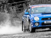 Corporate rally driving days in Wiltshire
