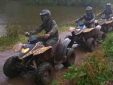 Quad Biking with Devon Country Pursuits