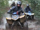 Quad Trekking at Devon Country Pursuits