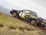 Rally driving days with Knockhill Racing Circuit in Fife