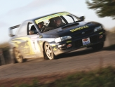 Rally driving experiences in Fife