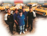 Rally driving experience days