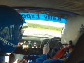 Superdrive Ford MK2 rally Onboard