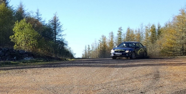 Rally Drive Wales