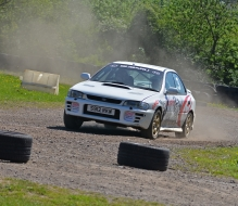 Subaru Rally Experience in Surrey