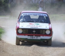 Silverstone Rally School in Northamptonshire