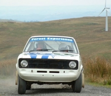 Forest Experience Rally School in Powys