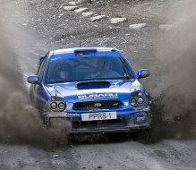 Phil Price Rally School in Wales