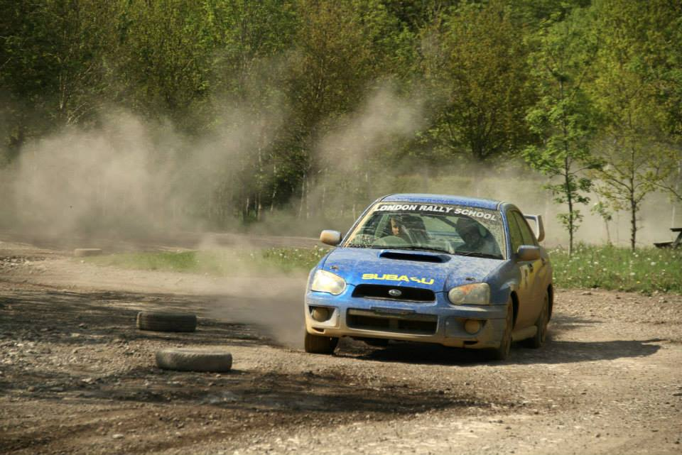 London Rally School   Rally Driving Experience Days & Courses