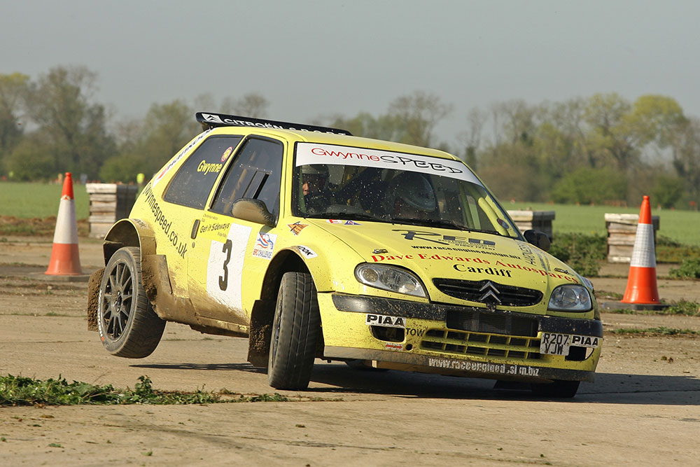 Gloucestershire Rally School | Rally Driving Experience Days & Courses